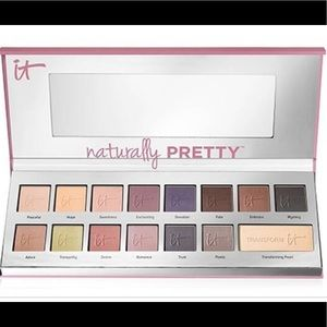 it cosmetics Makeup - It Cosmetics Naturally Pretty palette.